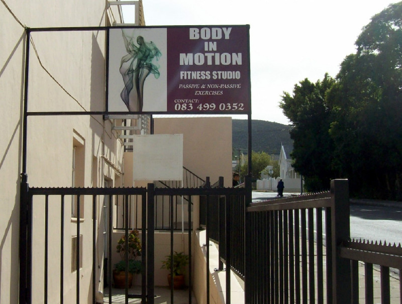 Montagu Health and Fitness Business For Sale